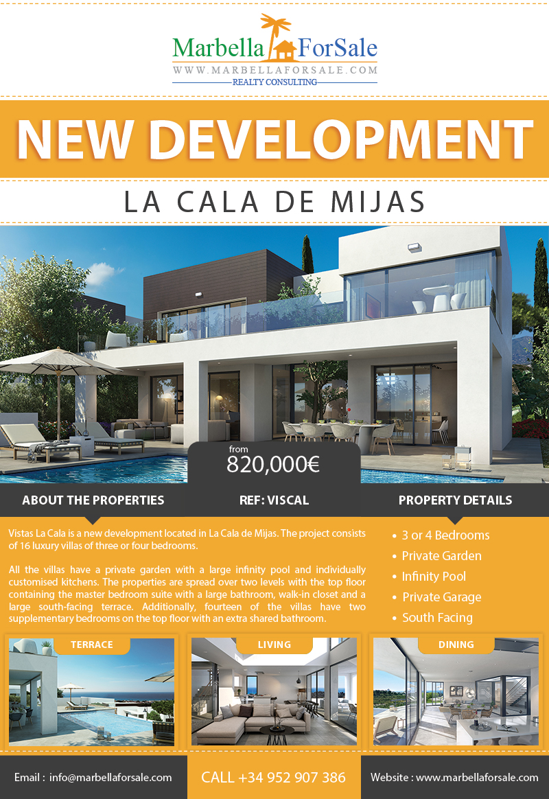 Luxury Villas for sale in La Cala de Mijas