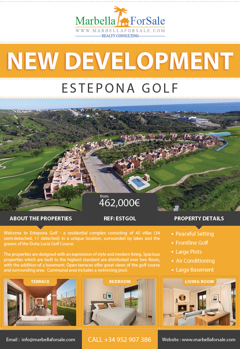 Estepona Golf Villas