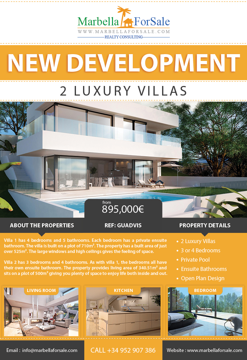 Guadalmina Vistas - Luxury Villas For Sale