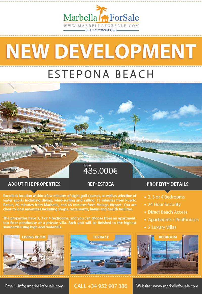 Estepona Beach Apartments