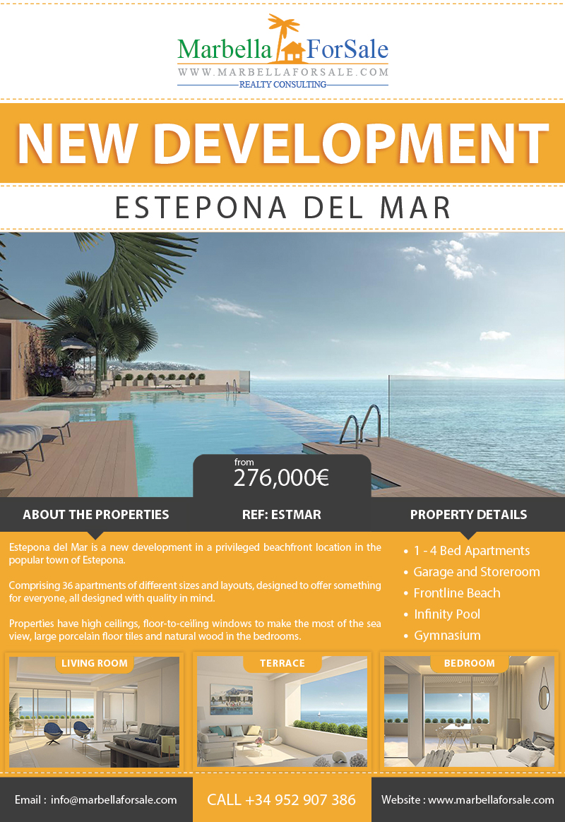 Estepona del Mar For Sale