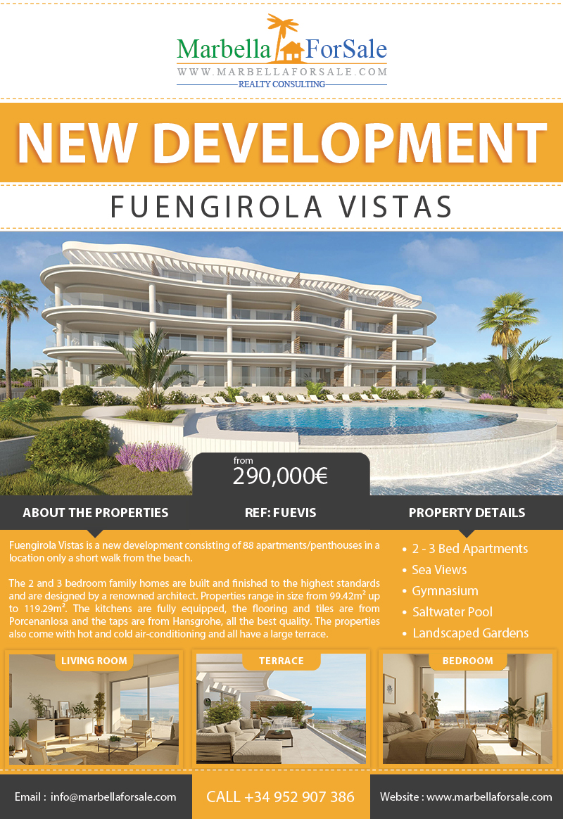 Fuengirola Vistas For Sale