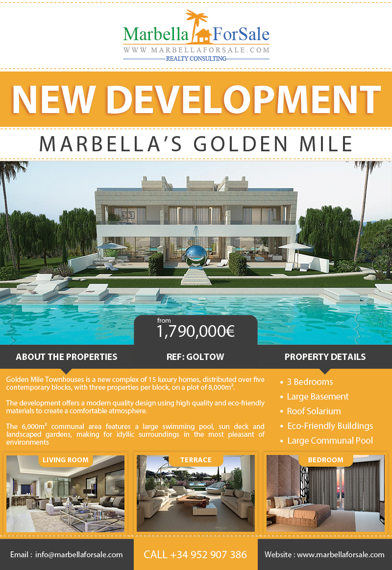 Golden Mile Townhouses For Sale