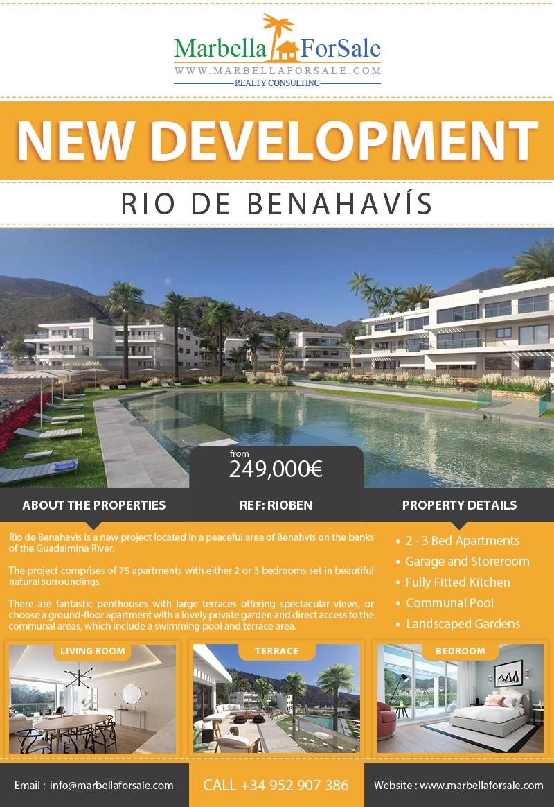 Rio de Banahavís For Sale
