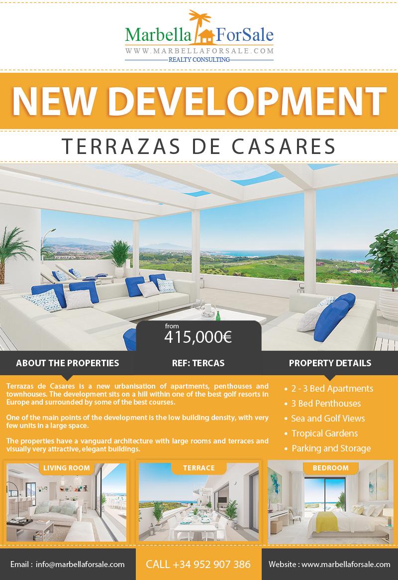 Terrazas de Casares For Sale