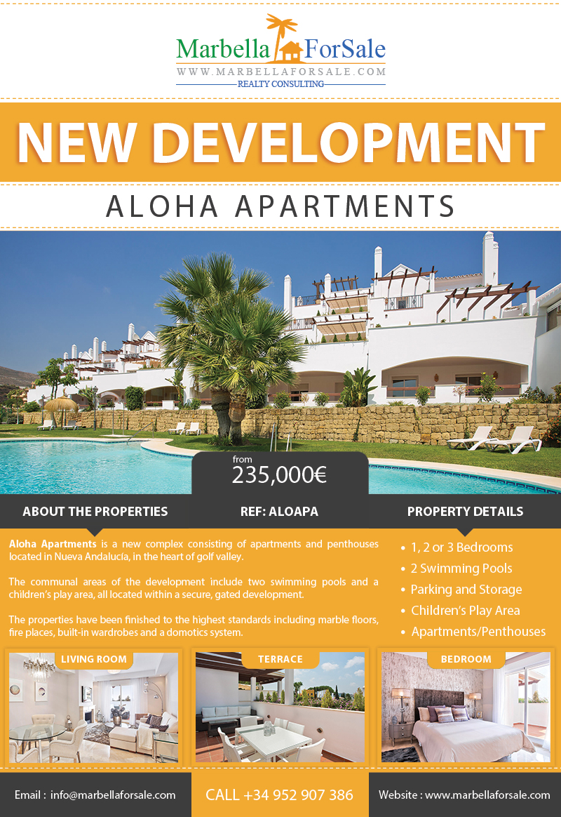 Aloha Apartments For Sale