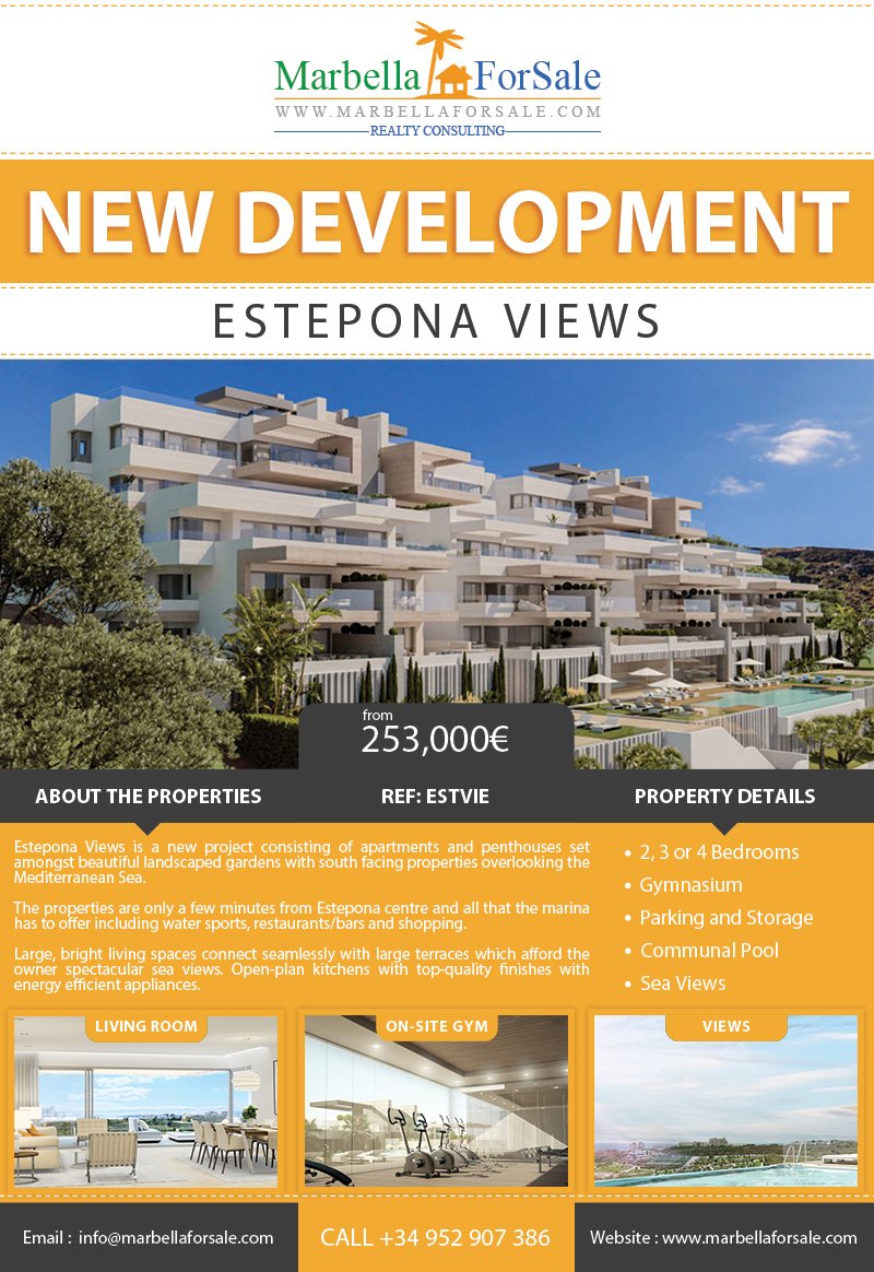 Estepona Views For Sale