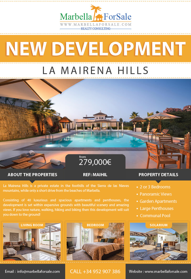 La Mairena Hills - Apartments and Penthouses