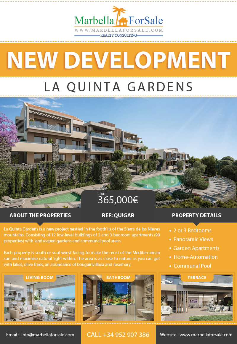Apartments For Sale - La Quinta Gardens