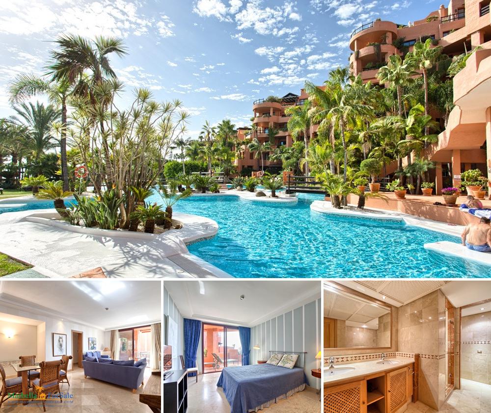 2 Bed Apartment For Sale Estepona