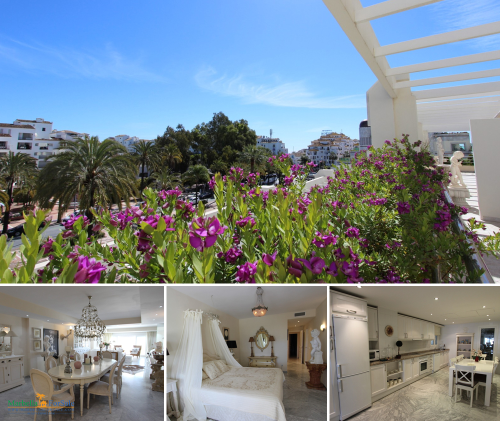 Puerto Banús - 3 Bed Apartment For Sale
