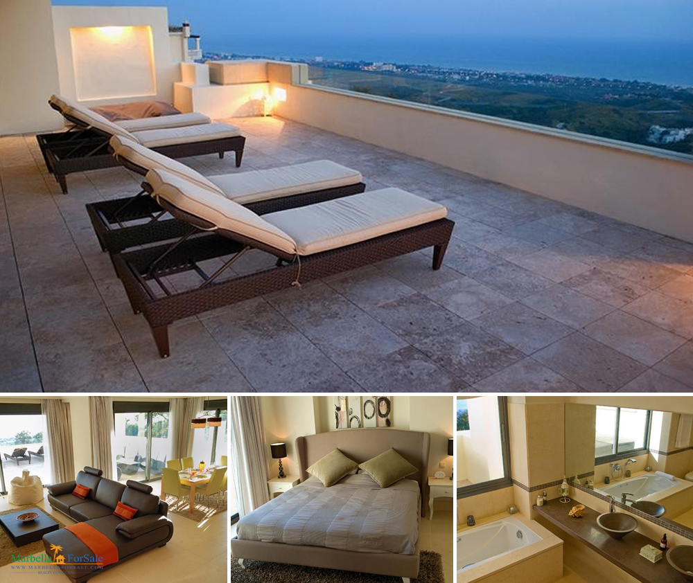 3 Bed Penthouse For Sale Los Monteros