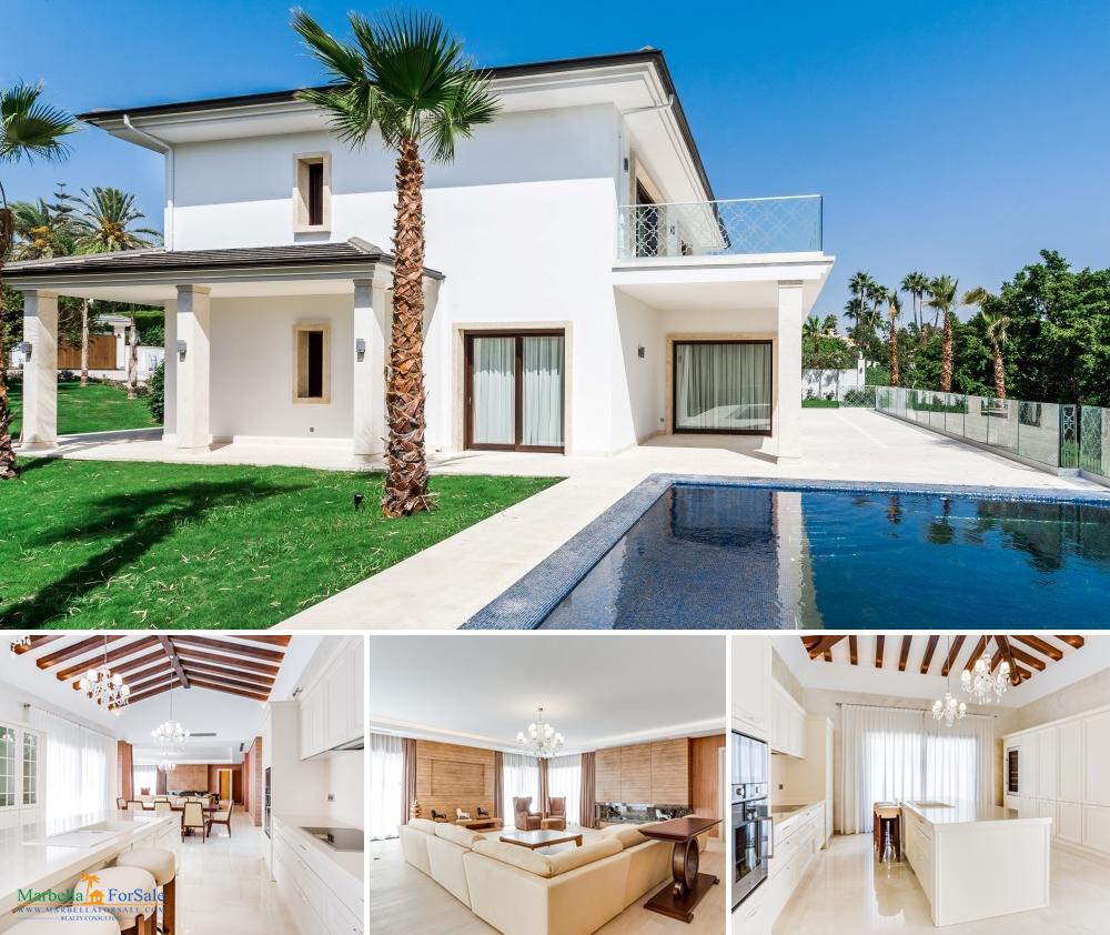 5 Bed Villa For Sale Nueva Andalucía