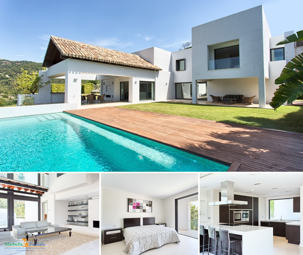 6 Bed Villa For Sale Benahavis