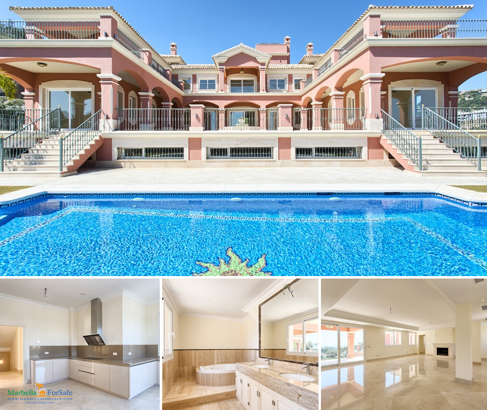 9 bed villa for sale Benahavís