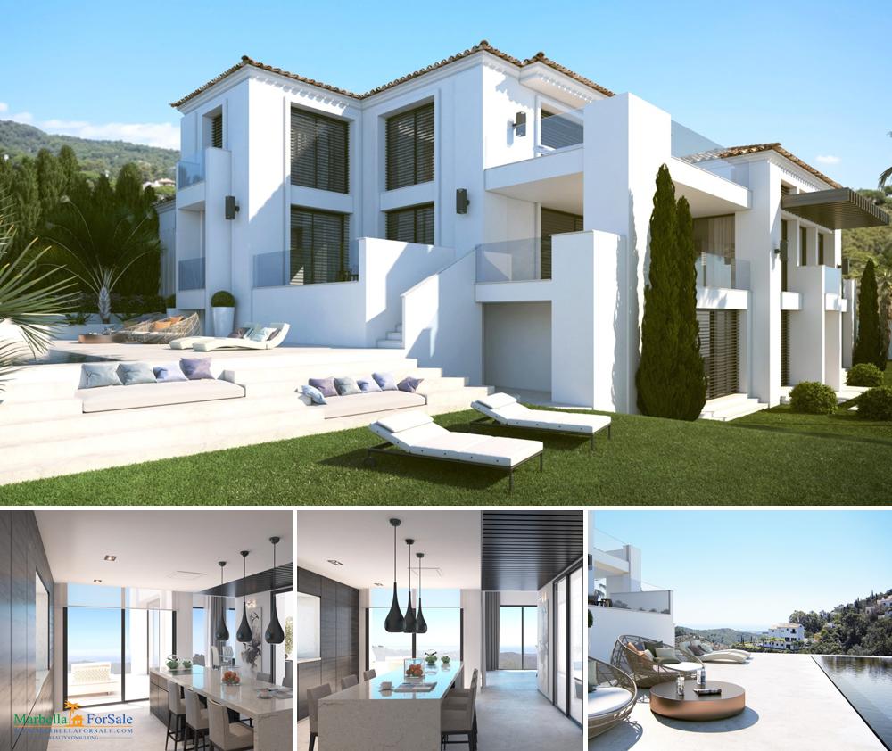 5 Bed Villa For Sale El Madroñal
