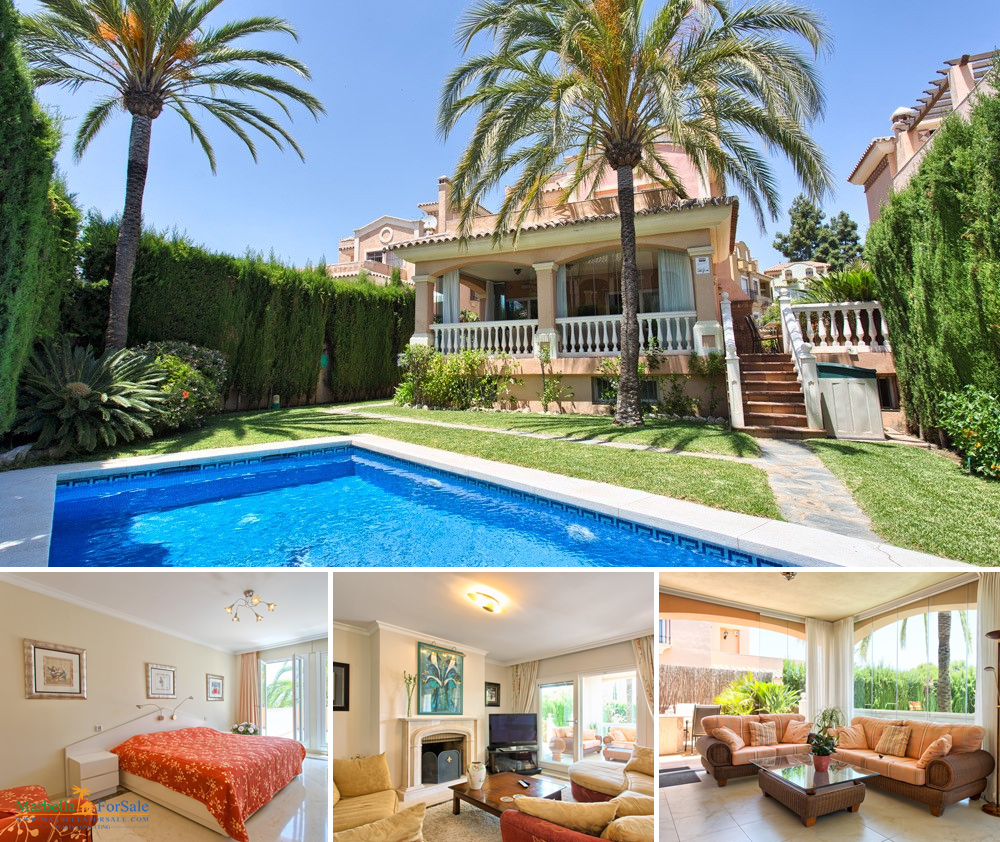 6 Bed Villa For Sale in Marbella