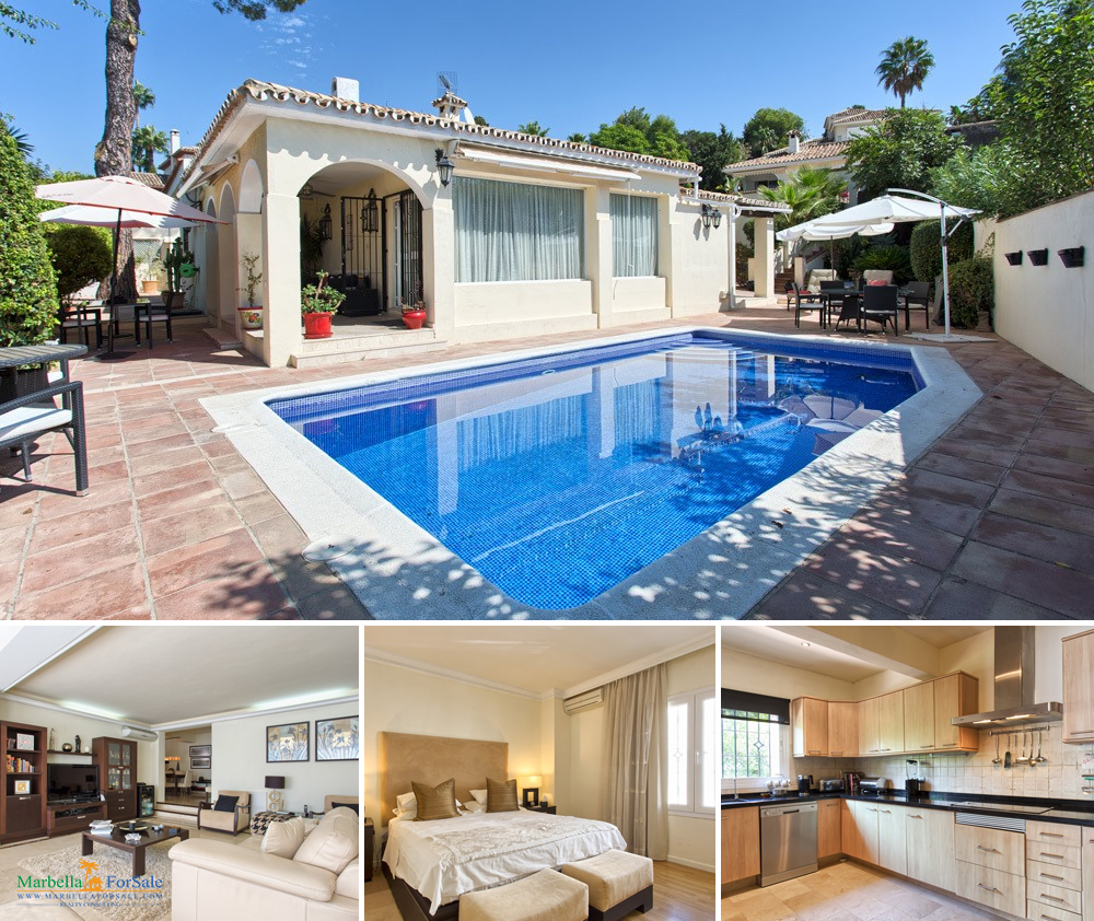 3 Bed Villa For Sale Guadalmina