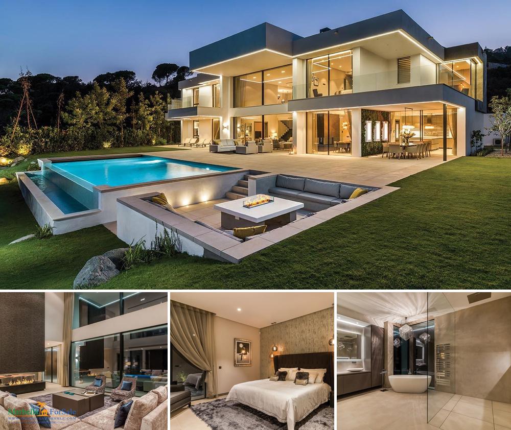 Stunning Villa For Sale in El Madroñal