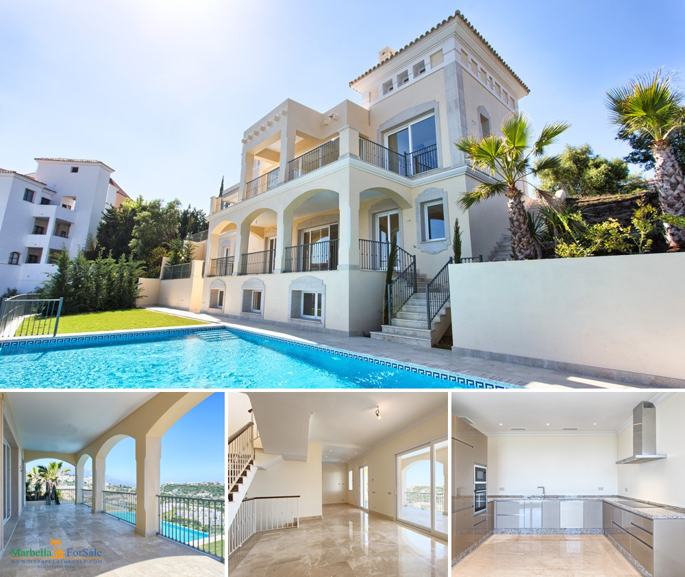 6 Bed Villa For Sale Benahavís