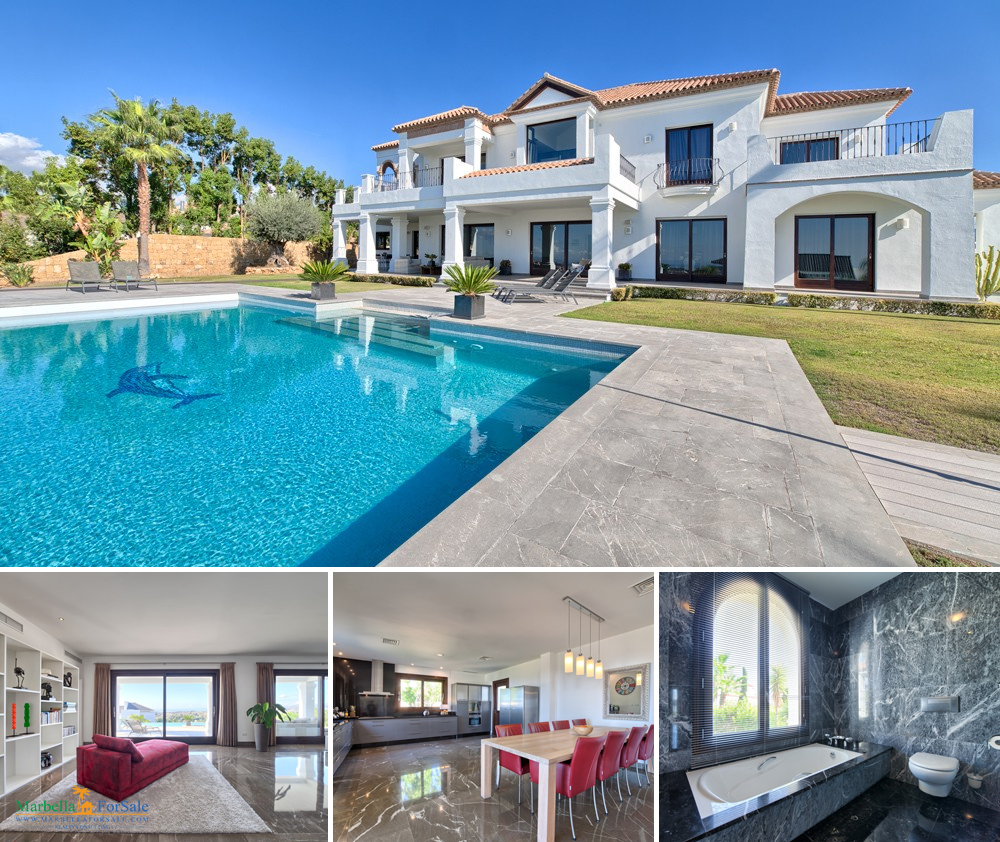 5 bed villa for sale in Los Flamingos