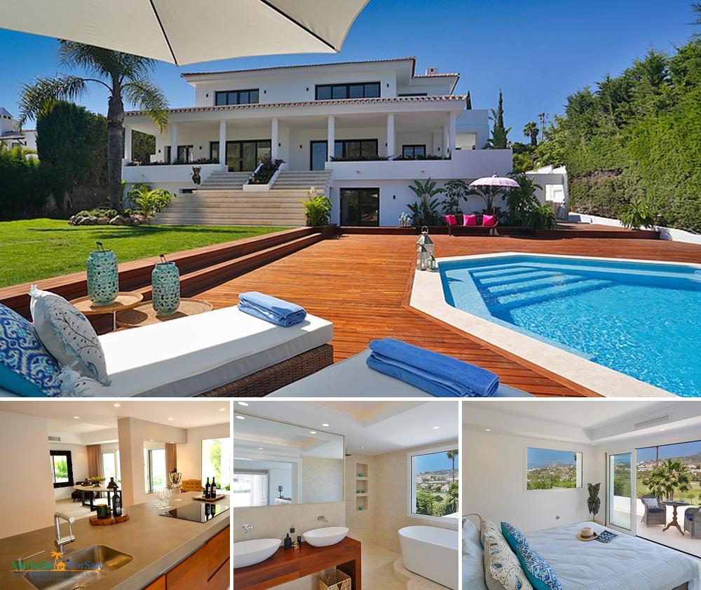 6 bed villa for sale in Nueva Andalucía