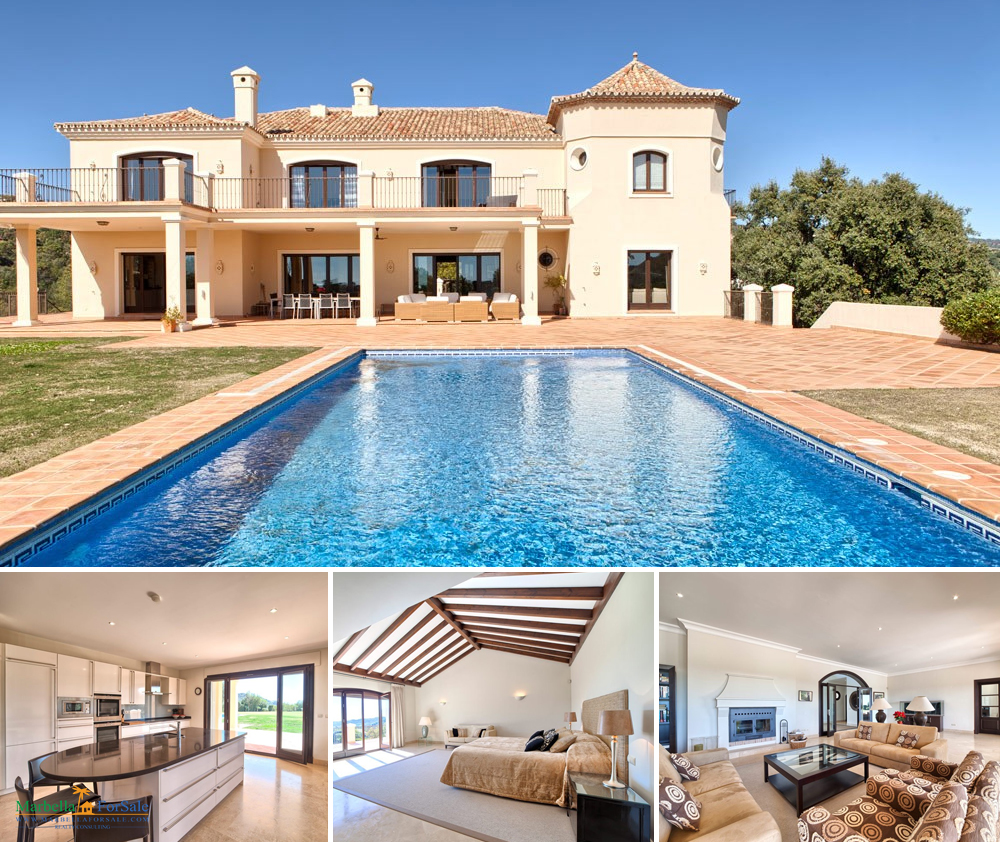 8 bed villa for sale in Benahavís