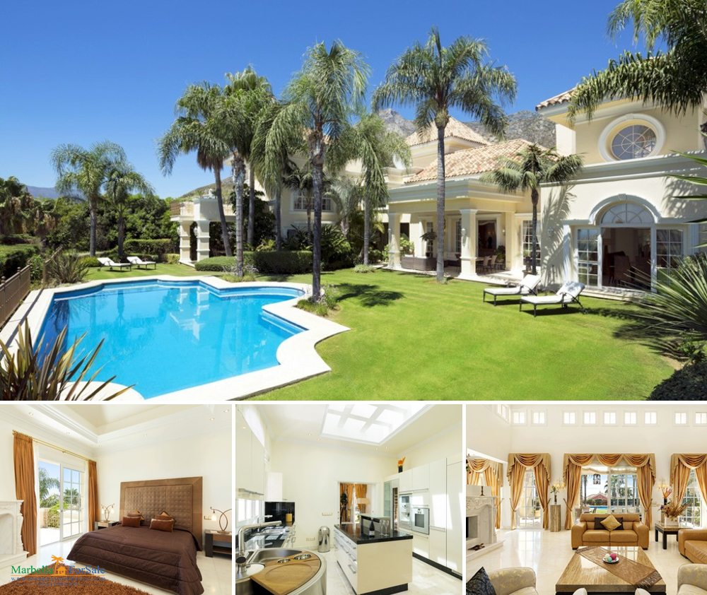 7 bedroom villa for sale in Sierra Blanca