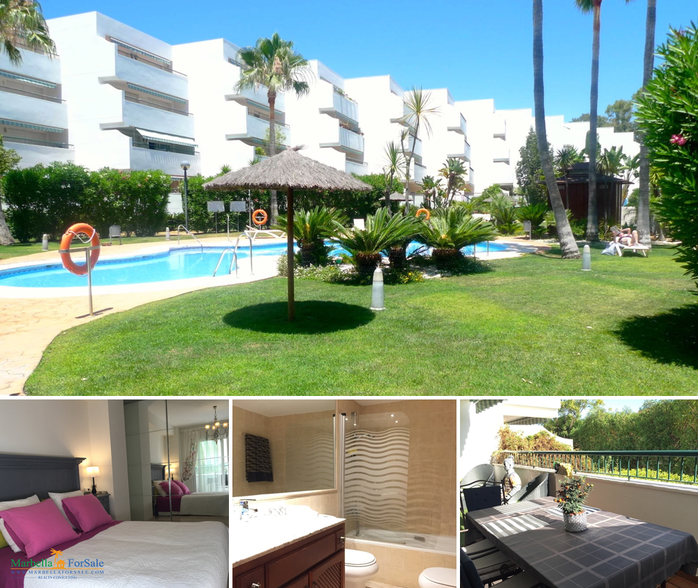 2 bed apartment for sale in Guadalmina