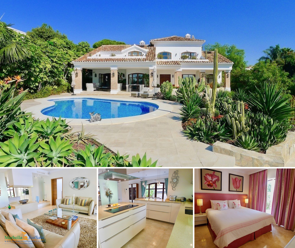 5 bed villa for sale in El Rosario