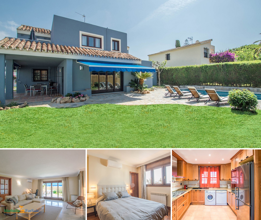 4 bed villa for sale in Las Chapas