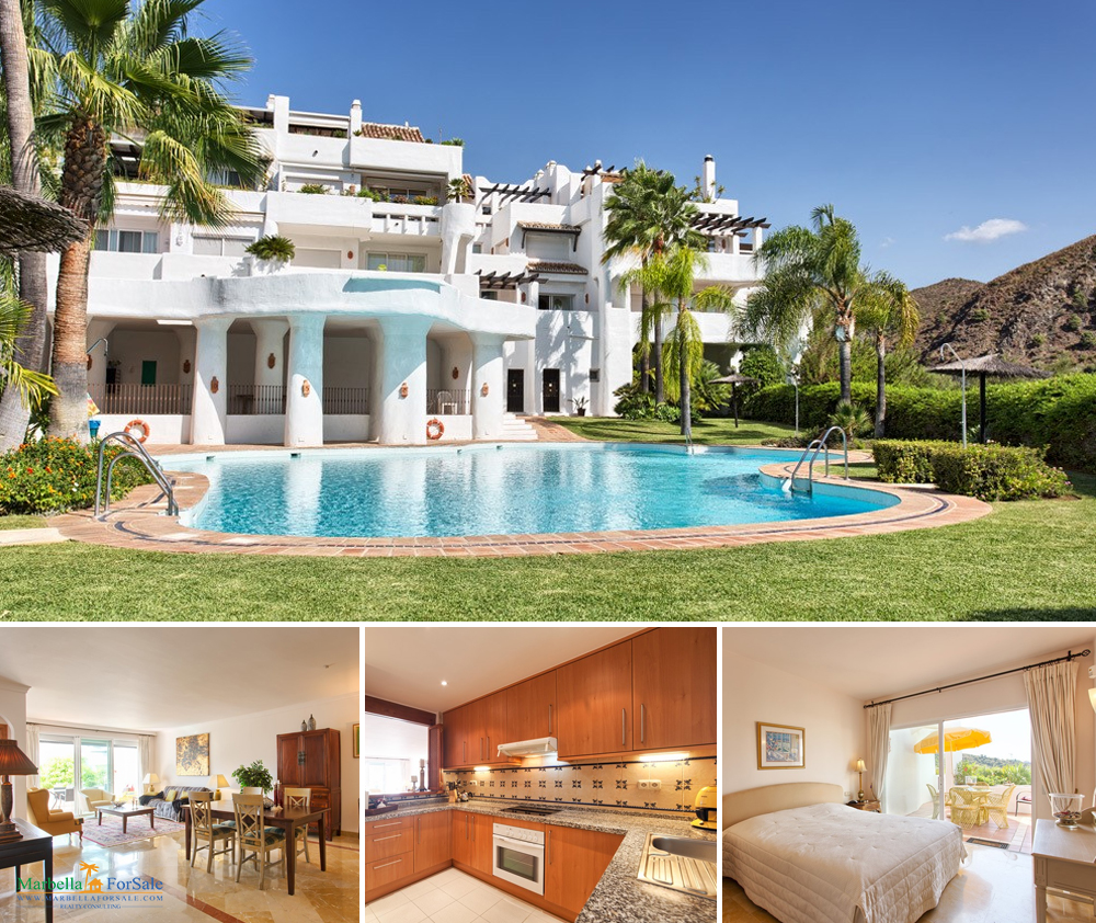 2 bedroom apartment for sale - la quinta