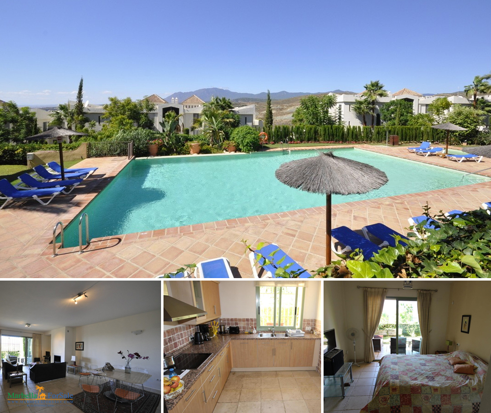2 Bedroom Apartment For Sale - Los Flamingos