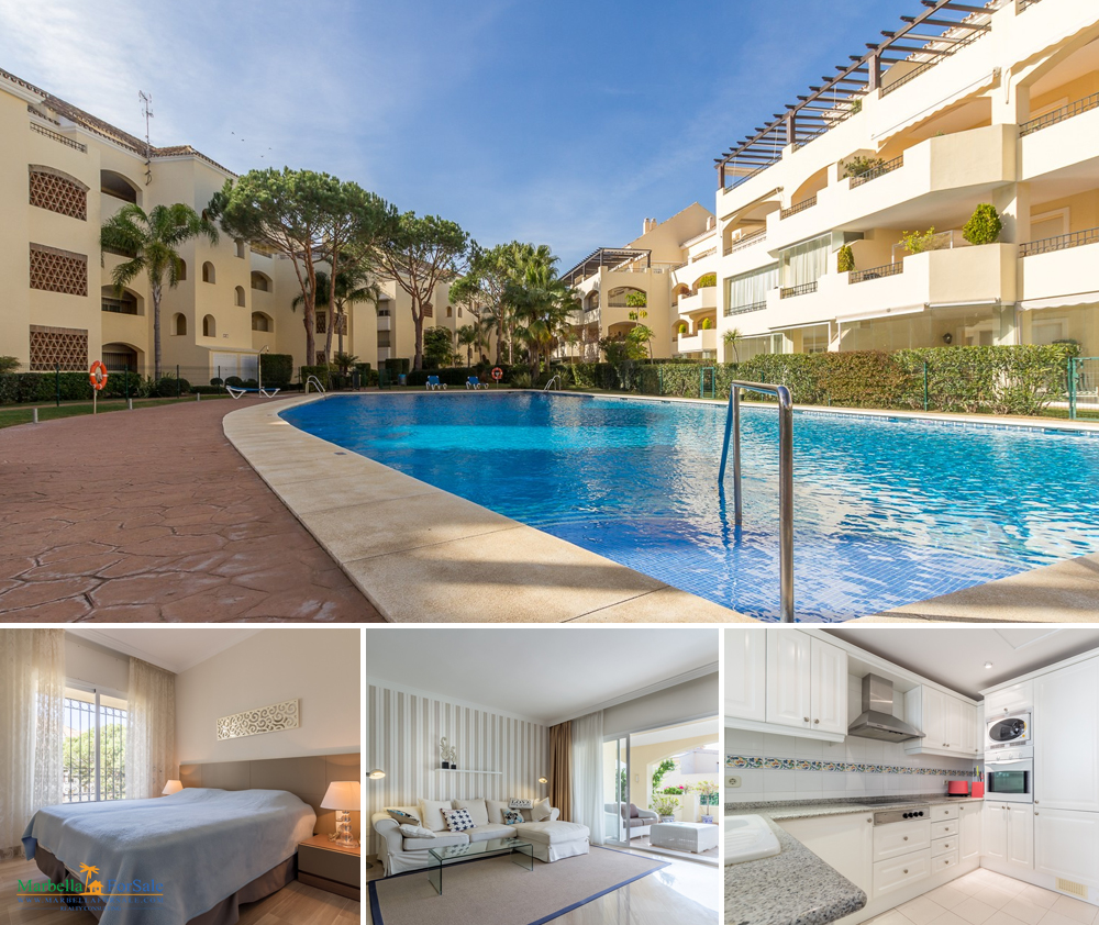 2 bedroom apartment for sale in Elviria