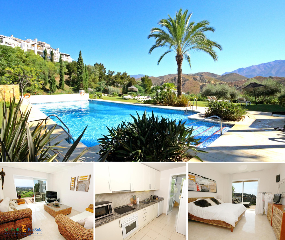 2 bed apartment for sale in la quinta, benahavís