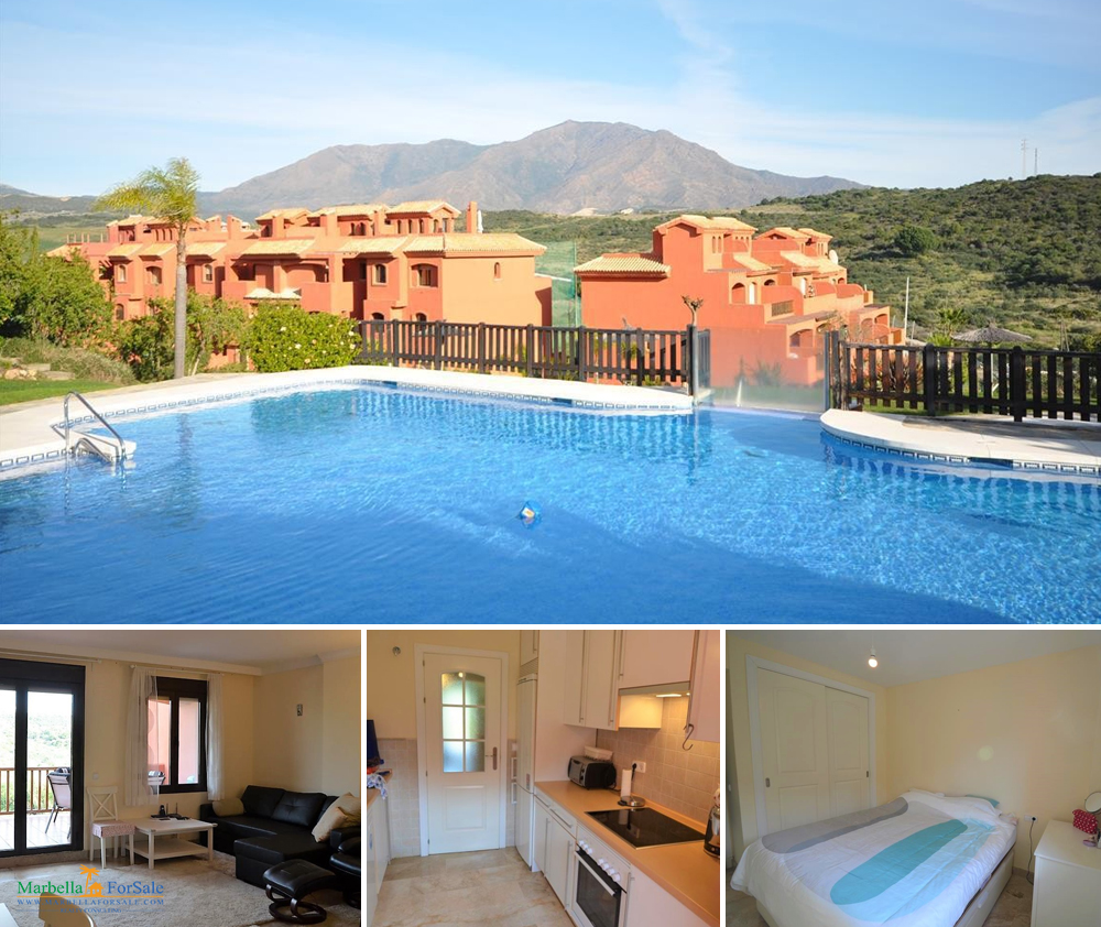 3 bed penthouse for sale in Estepona