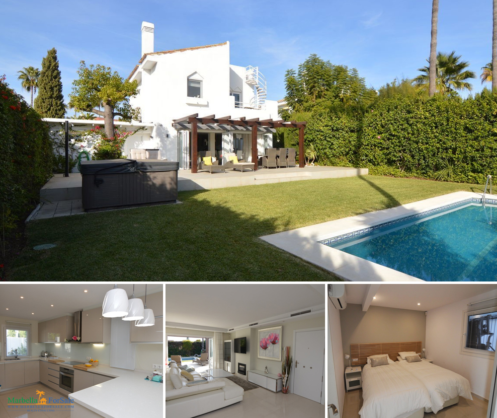 4 bedroom villa for sale in Atalaya
