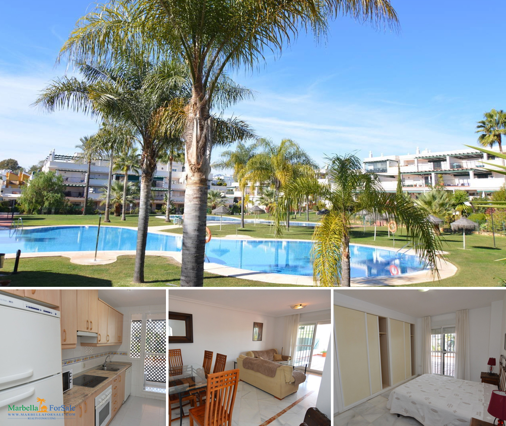 2 Bedroom Apartment For Sale - Puerto Banus