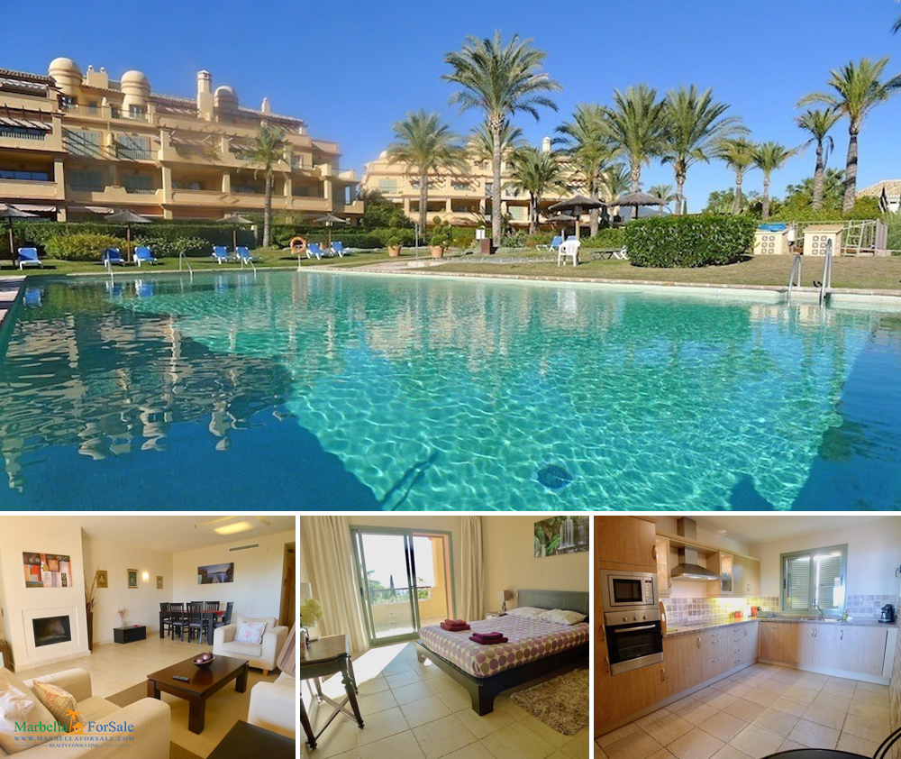 3 bedroom apartment for sale in Los Flamingos