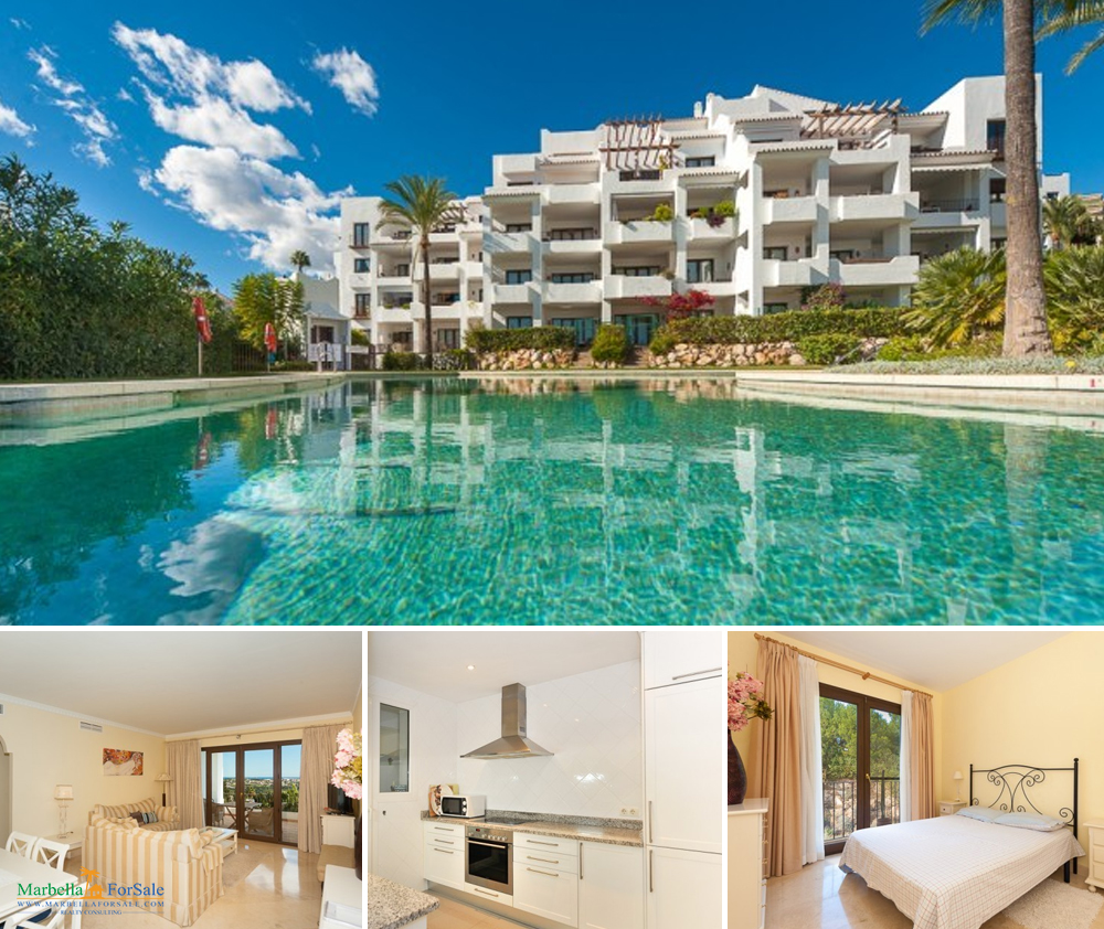 3 bedroom apartment for sale in Mijas Golf, Costa del Sol