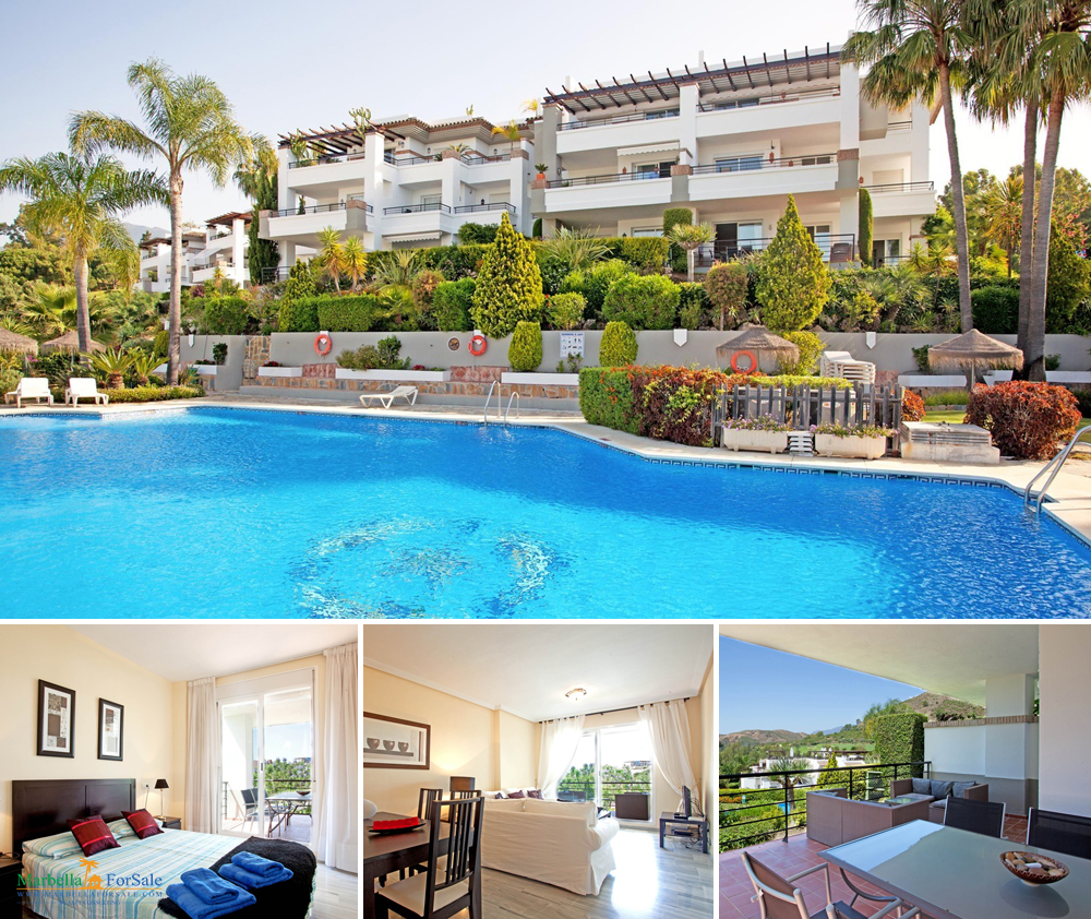 Large 3 Bedroom Apartment For Sale - Los Arqueros