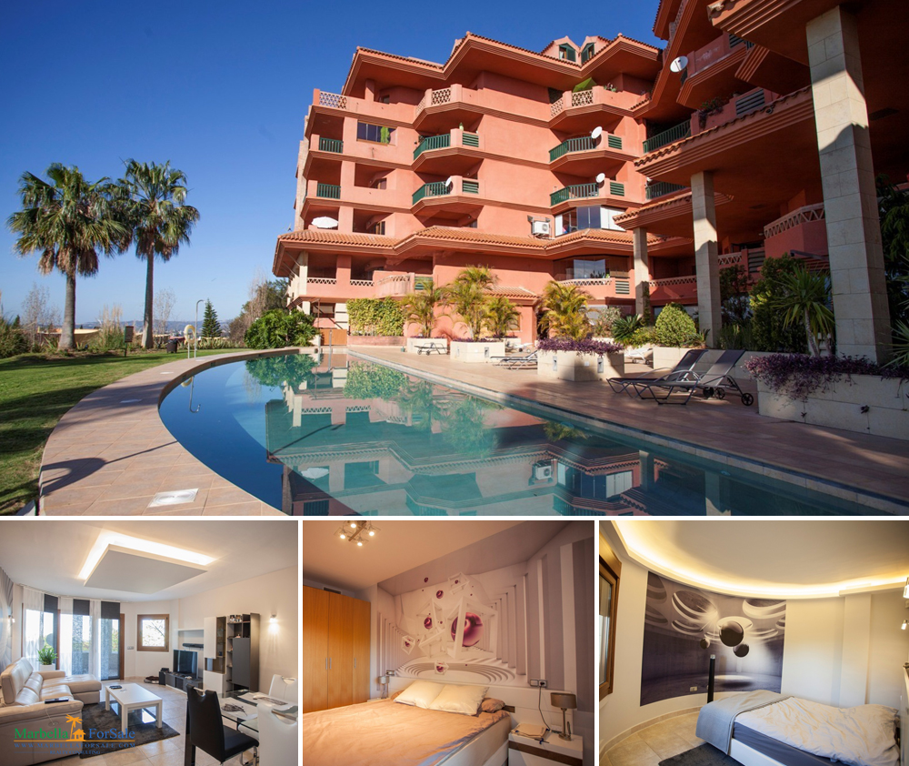 3 bedroom apartment for sale in Benalmadena
