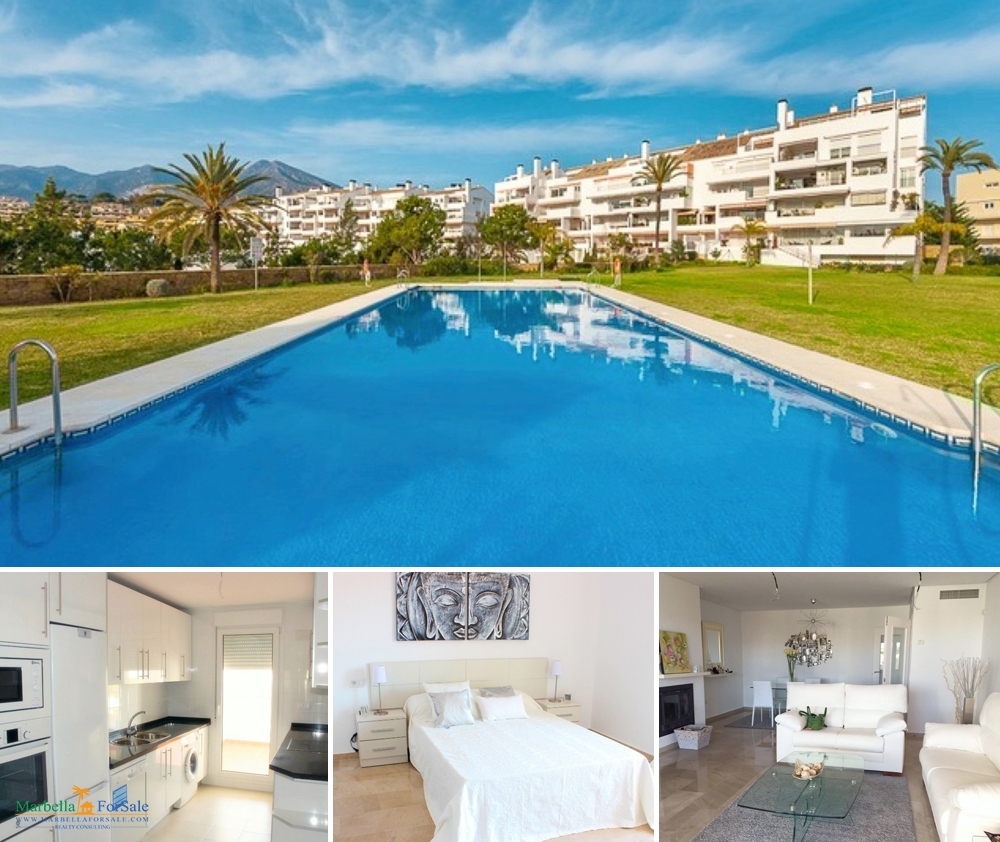 Spacious 3 Bedroom Apartment For Sale - Benalmádena