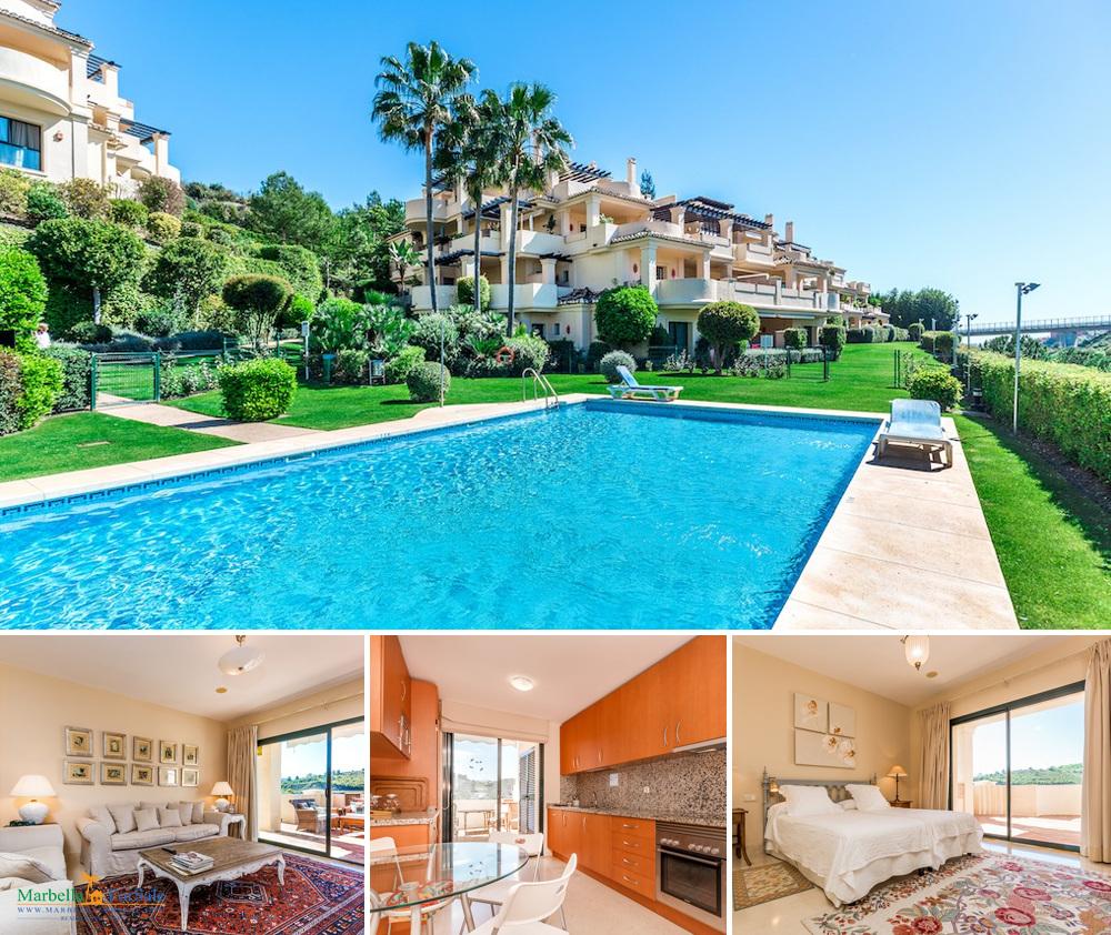 3 bedroom apartment for sale in Benahavís