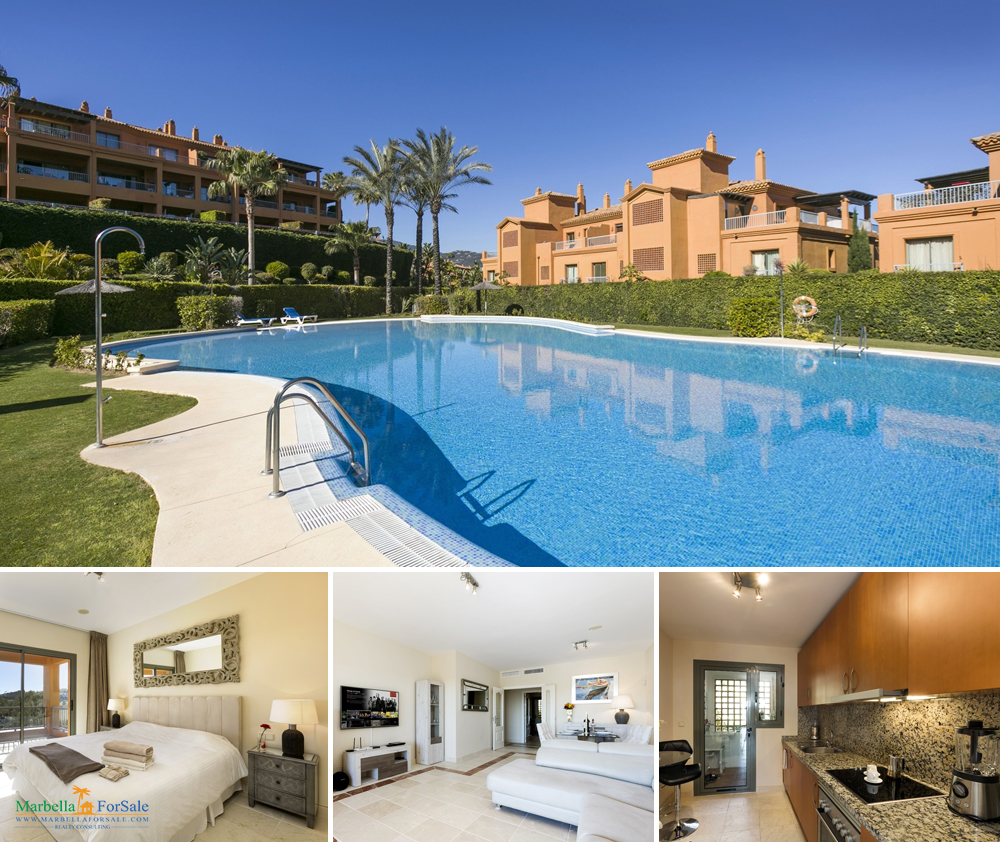 Stunning 2 Bedroom Apartment For Sale - Benahavís