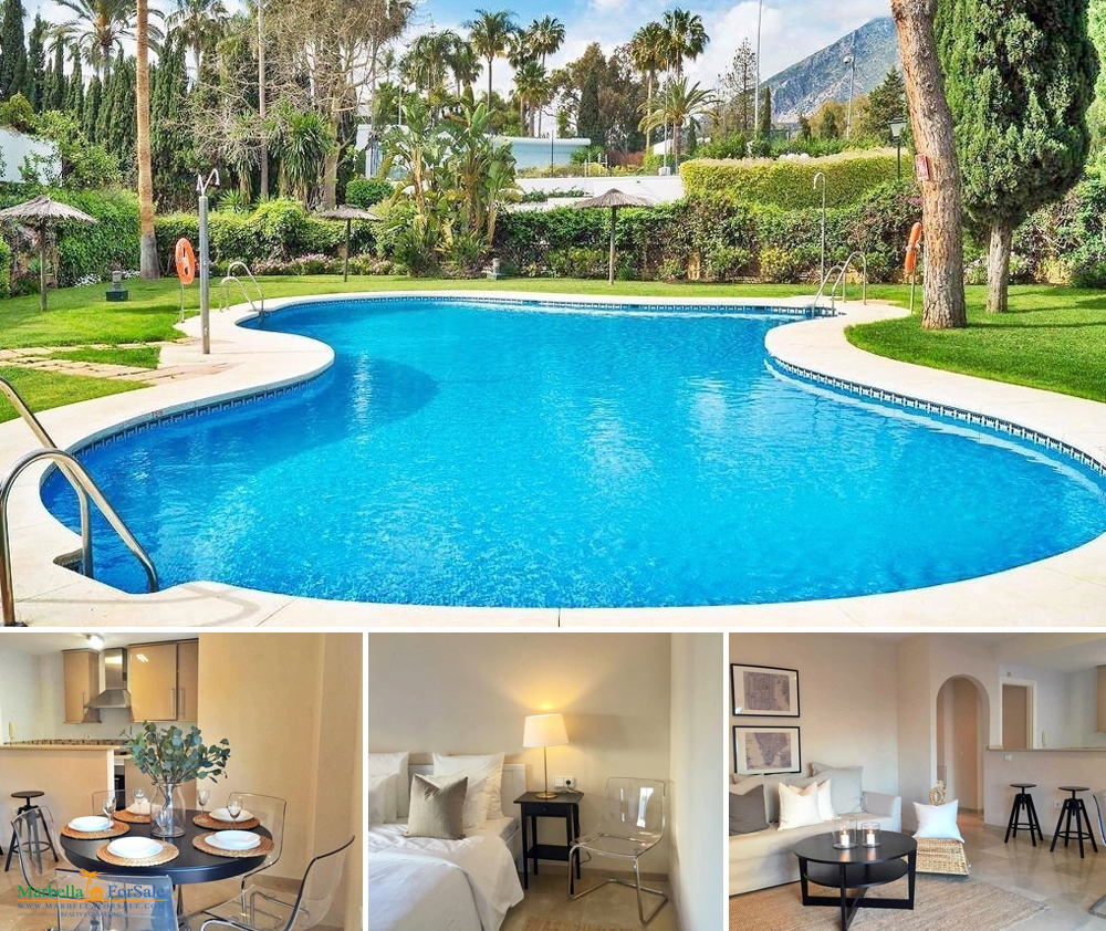 2 bedroom apartment for sale Marbella Golden Mile
