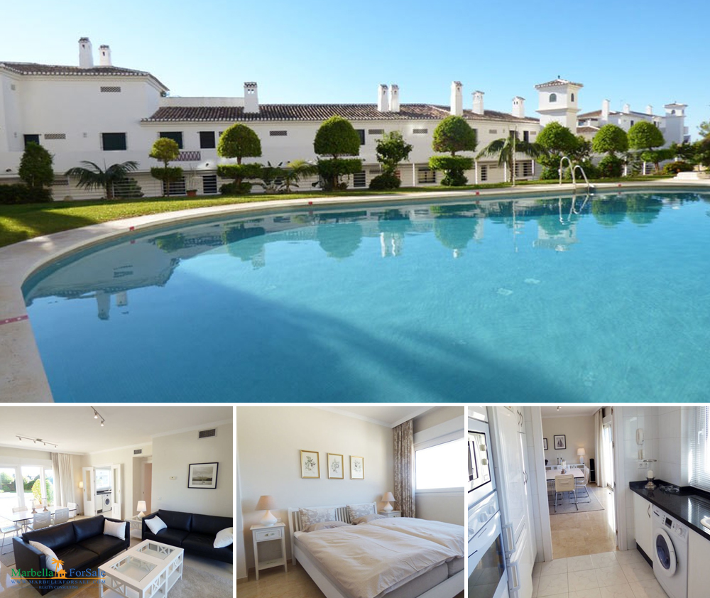 Immaculate 2 bed apartment for sale in Benalmadena