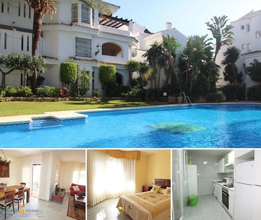 Lovely 2 Bed Apartment For Sale in Nueva Andalucía