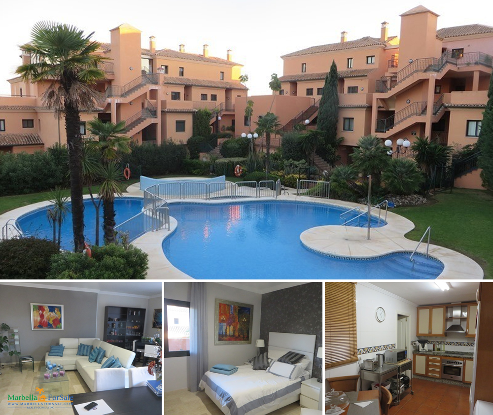 Lovely 3 Bedroom Apartment For Sale - Elviria