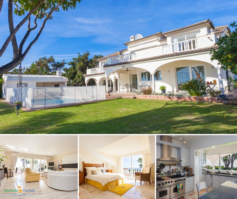 Stunning 6 bedroom villa for sale - Marbesa